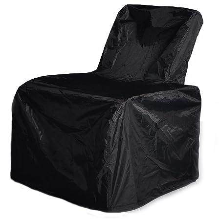 AtR Asiento reclinable de Mimbre para Todo Tipo de Clima ...