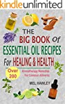 The Big Book Of Essential Oil Recipes...