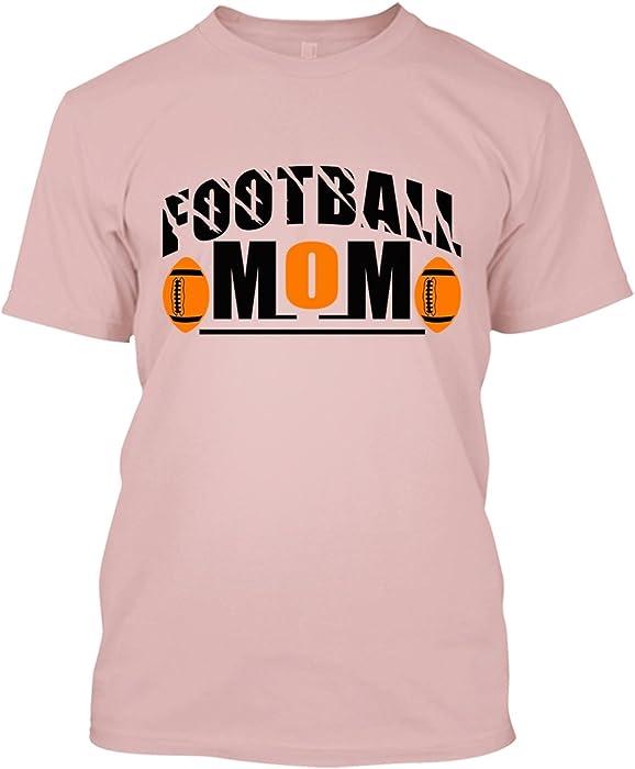 BigTees Football Cool Tshirt - Football Mom T Shirt Design ...