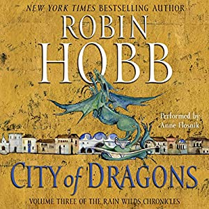 City of Dragons Audiobook