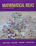 Mathematical Ideas with Integrated Review Plus MyMathLab Student Access Card and Sticker, Miller, Charles and Hereen, Vern, 0321977386