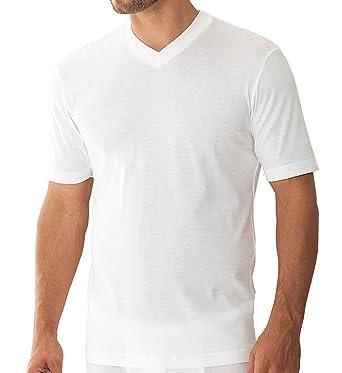 Cheap Ebay Huge Surprise Cheap Online V-neck T-shirt white Zimmerli Pay With Visa Online Discount Real ieJUzOj