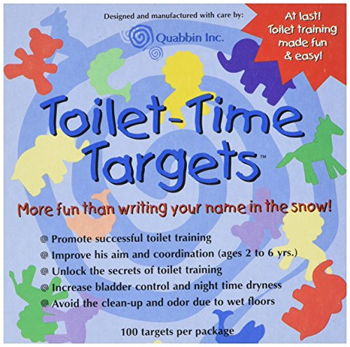 Toilet Targets for Boys
