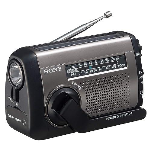 クリアな音でラジオを楽しめるソニー「ポータブルラジオ ICF-B99」