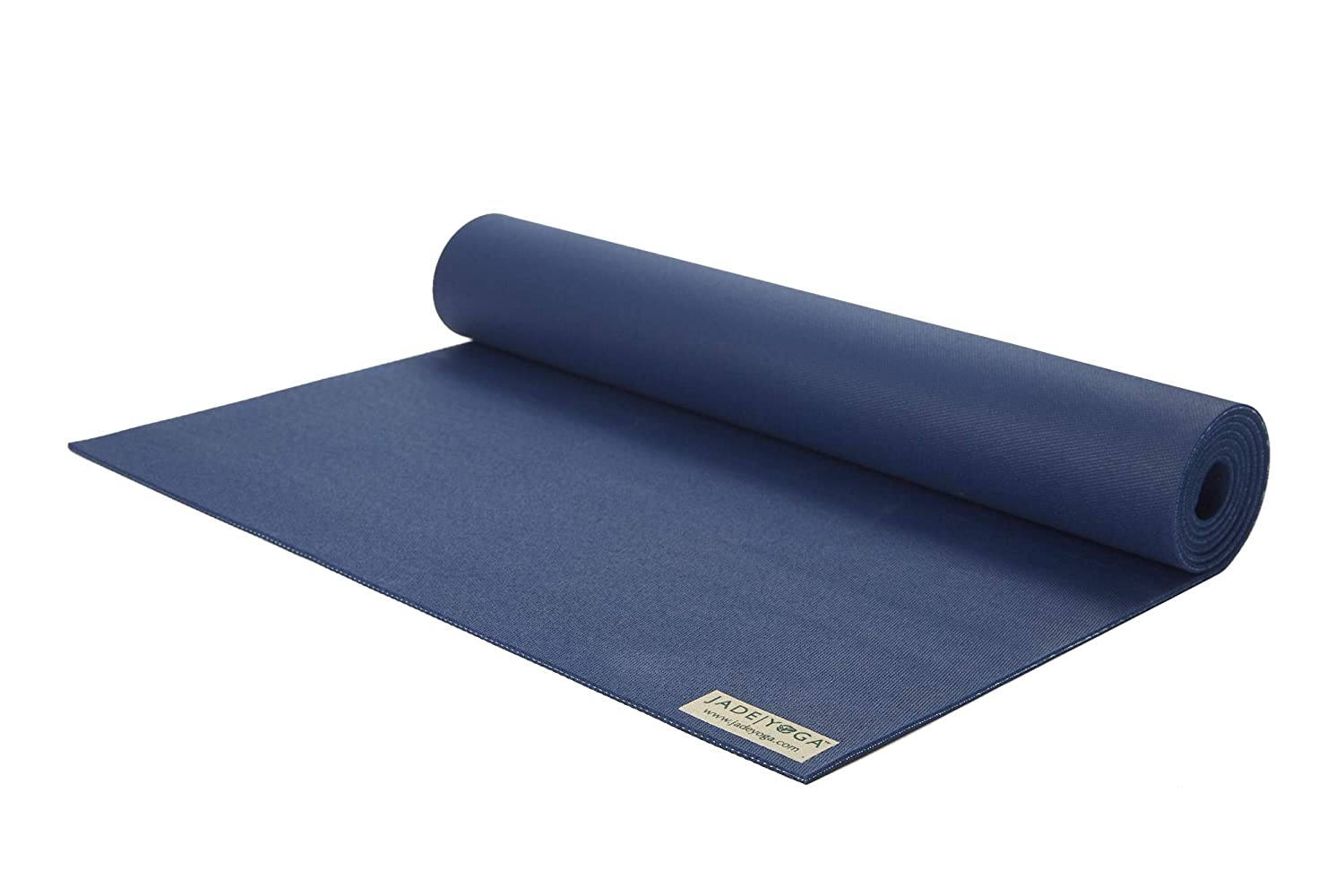 Jade Travel Yoga Matte, 3mm extra lang 188 cm