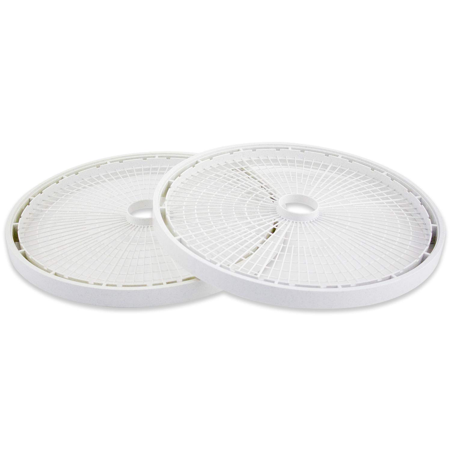 Nesco TR-2 Add-A-Tray for Dehydrators FD-1010/FD-1018P/FD-1020, Set of 2