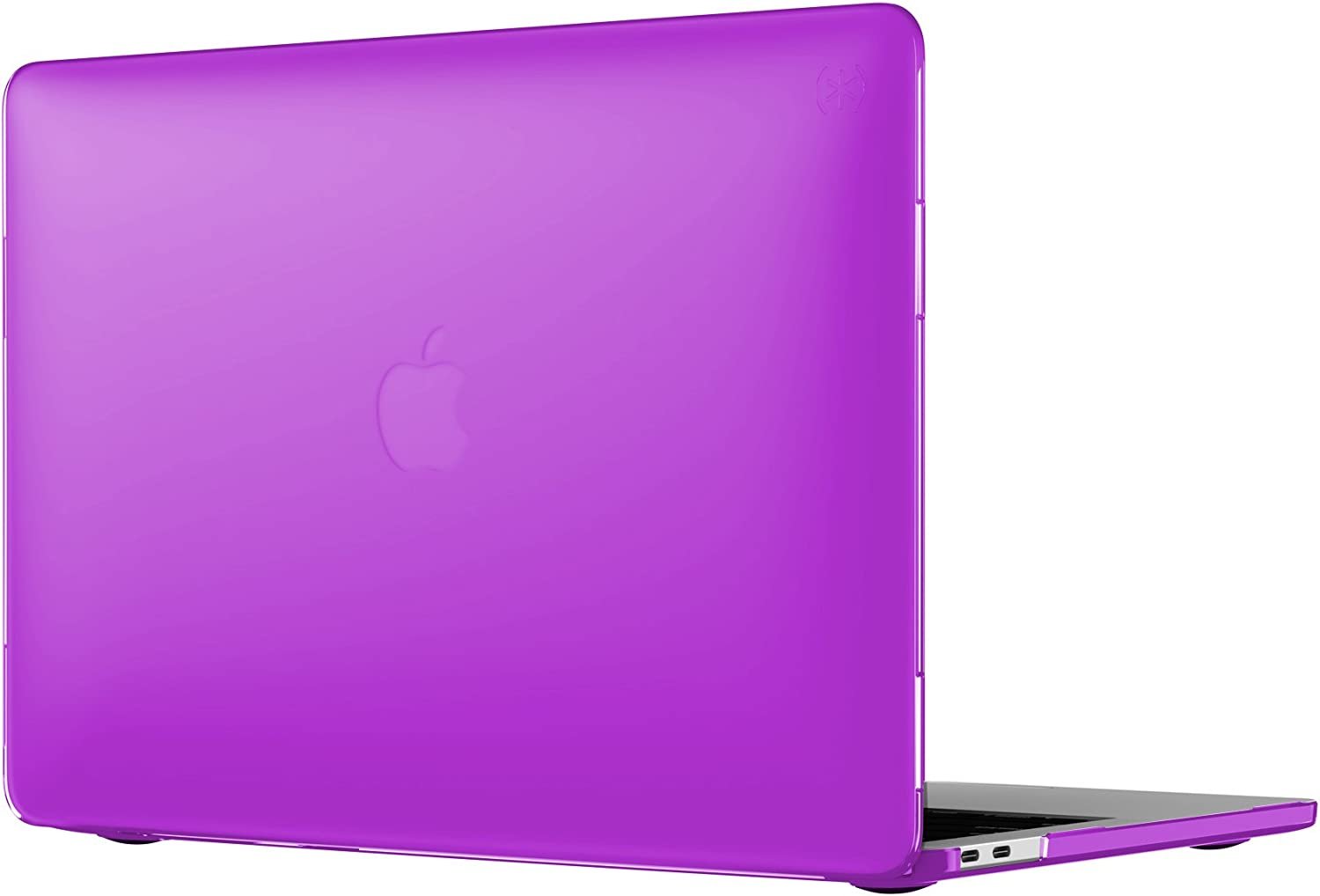 "Speck Products 90206-6010 SmartShell Case for MacBook Pro 13"" with and Without Touch Bar, Wild Berry Purple"