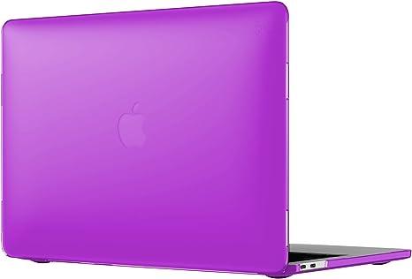 Speck SmartShell Apple MacBook Pro 13 Retina Case Clear Purple Cover Shell Skin