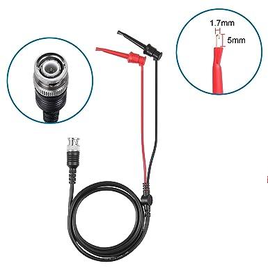 IVYTECH IP2220 200MHz Universal Test Lead Kit Oscilloscope Probe Accessories Pasamer Oscilloscope Probe