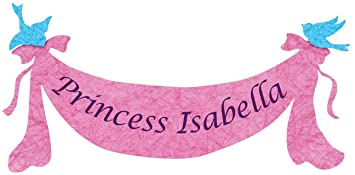 amazon my wonderful walls peel and stick personalized princess name