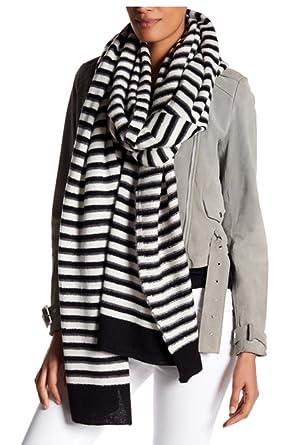 Rebecca Minkoff Striped Blanket Scarf 126cd9ffb