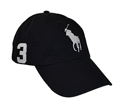 4503cc7e6cb09 Amazon.com  Polo Ralph Lauren Unisex Big Pony Adjustable Hat Cap ...