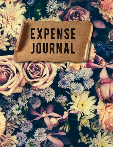 Expense Book - Expense Journal: Personal Expense Tracker (Spending Log Books)(V1)