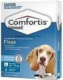 Comfortis Pet Meds Chewable Tablet for Dogs, Blue