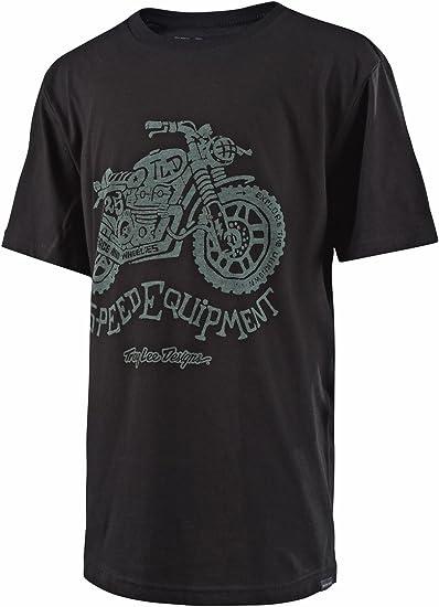 Troy Lee Designs Black Blockworks T-Shirt
