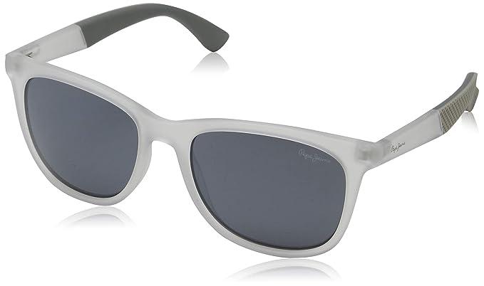 Pepe Jeans Damon Gafas de Sol, Transparente (Clear/Grey ...