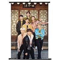 Yovvin BTS K-Pop Niño Bantan Foto Tarjeta Juego