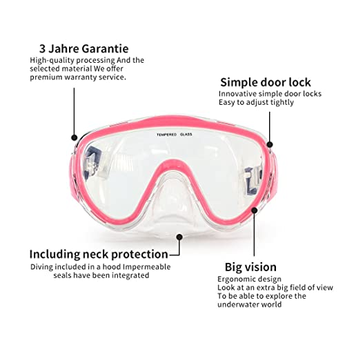 Scuba Mask Diving Mask Free Diving
