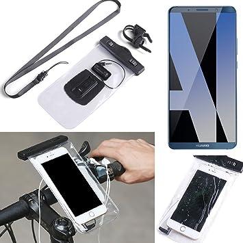K-S-Trade® Para Huawei Mate 10 Pro Dual SIM Soporte De Bicicleta ...