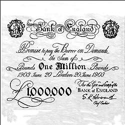 Die Millionen Pfund Note