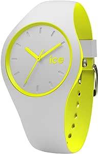 Ice-Watch Unisex-Adult 001500 Year-Round Analog Quartz Grey Watch