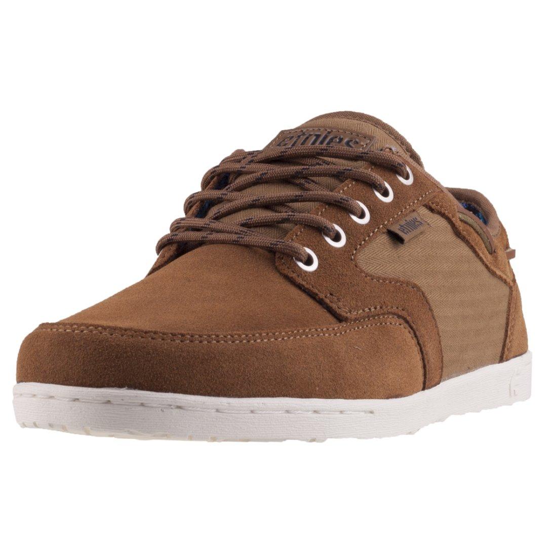 Etnies Dory 4101000401-488 - Zapatillas de skate de lona para hombre 43 EU/9 UK/10 US|Brown/navy