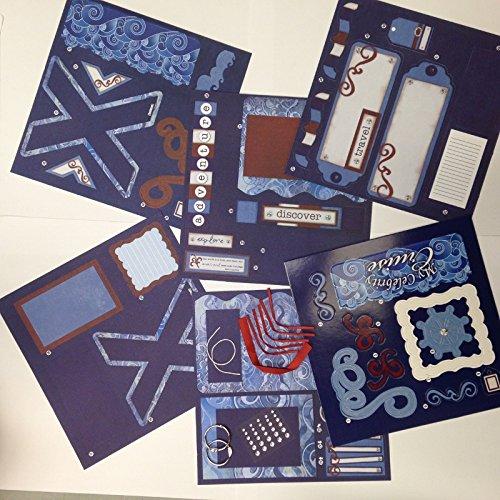 my-celebrity-cruise-10pg-acrylic-scrapbook-album