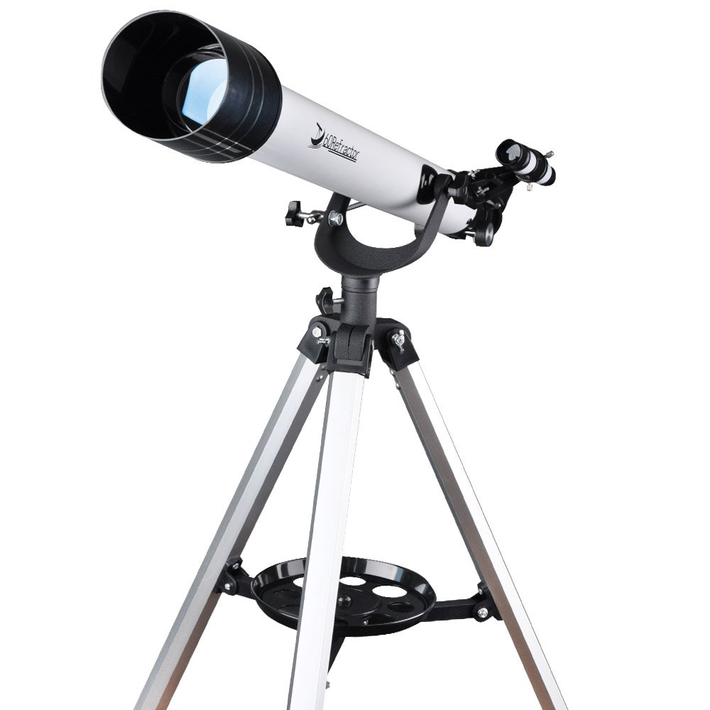 Landove Telescope,60AZ 700mm Travel Scope-Portable Telescope for Beginners and Kids to Observe Moon and View Land-Come with Tripod and 10mm Smartphone Digiscoping Adapter by Landove (Image #2)