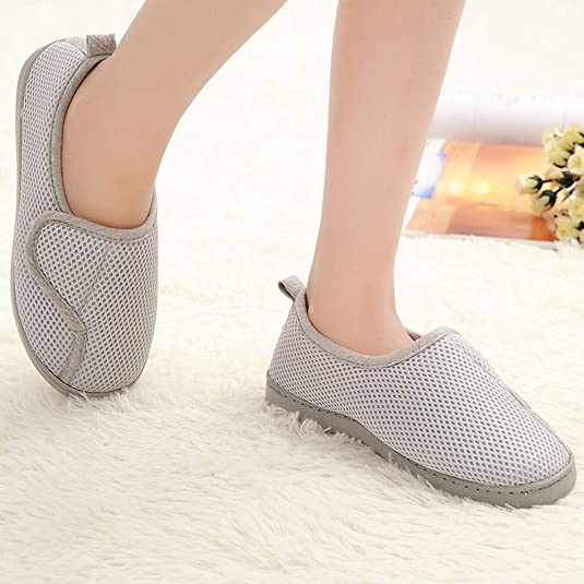 Amazon.com: Zapatillas para mujer antideslizantes y ...