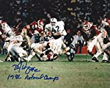 Autographed D.J. Dozier Photo - PENN STATE NITTANY LIONS 1986 NATIONAL CHAMPS 8x10 - Autographed MLB Photos