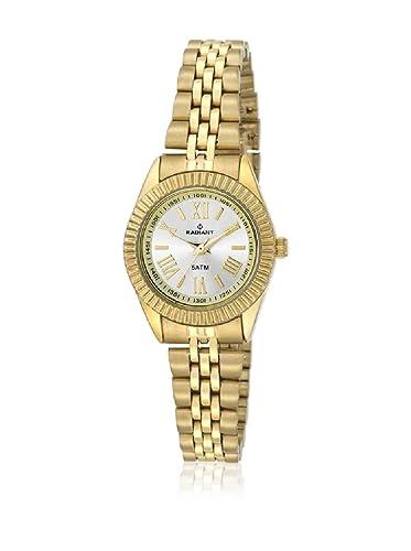 Radiant Reloj Análogo clásico para Mujer de Cuarzo con Correa en Acero Inoxidable RA384202: Amazon.es: Relojes