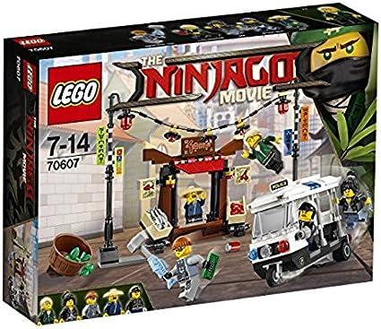 Amazon.com: 70607 LEGO Ninjago NINJAGO® City Chase: Toys ...