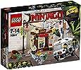 LEGO Ninjago Movie Ninjago City Chase 70607 Playset Toy
