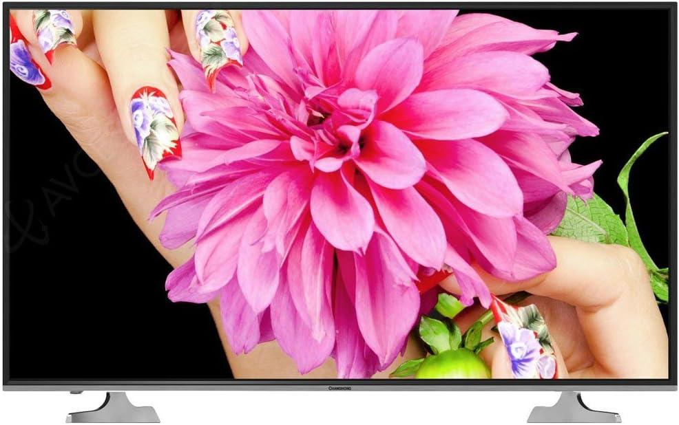 Changhong 50 d3000isx Monitor PC 50 pulgadas Smart TV LED 50 pulgadas Full HD DVB-T EMR 200 Hz HDMI USB PVR ranura CI + interfaz PC VGA – ISmart TV C –