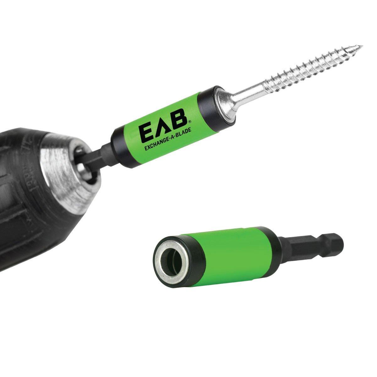 EAB Tool 93711 Industrial Magnetic Screwdriver Bit,