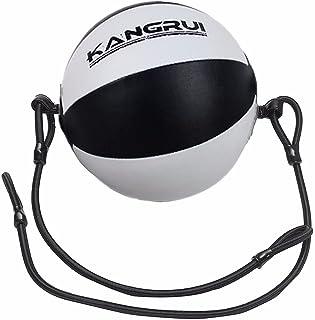 ShopSquare64 Entraã®Nement en Cuir Ballon de Boxe de Vitesse