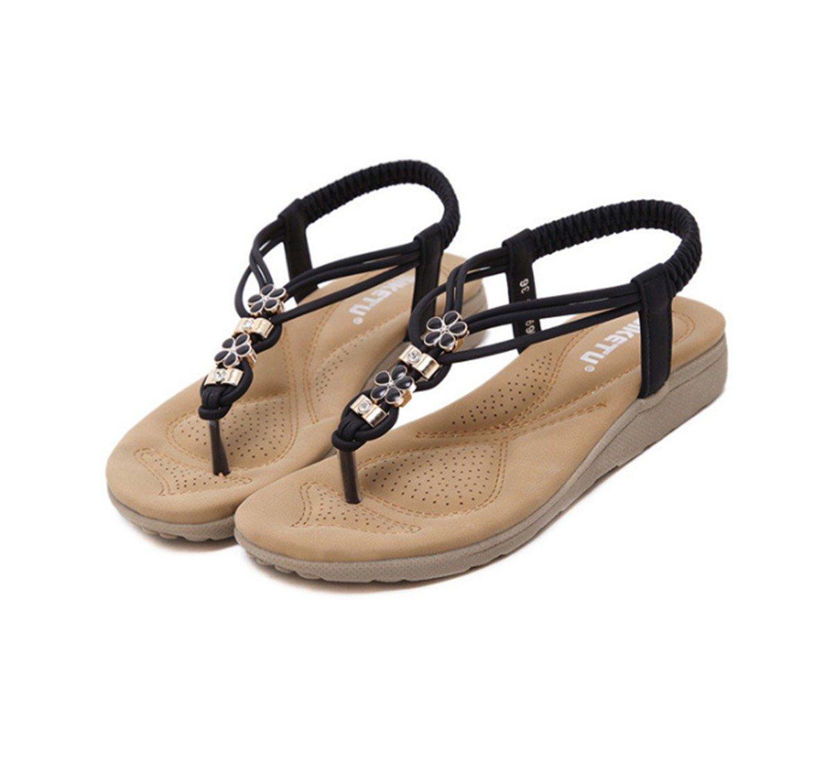 ac0e72195b2 El servicio durable  email protected  Sandalias de Playa Para Mujer  Sandalias y