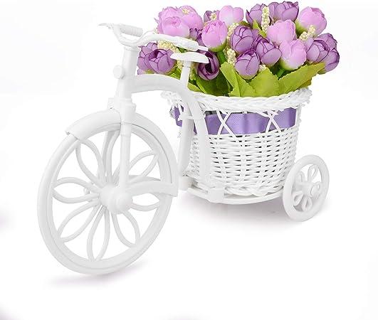 Takefuns Garden - Soporte para plantas, diseño de bicicleta ...