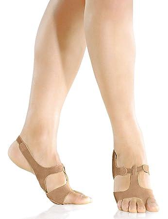 So Danca Lyrische Sandale Leder