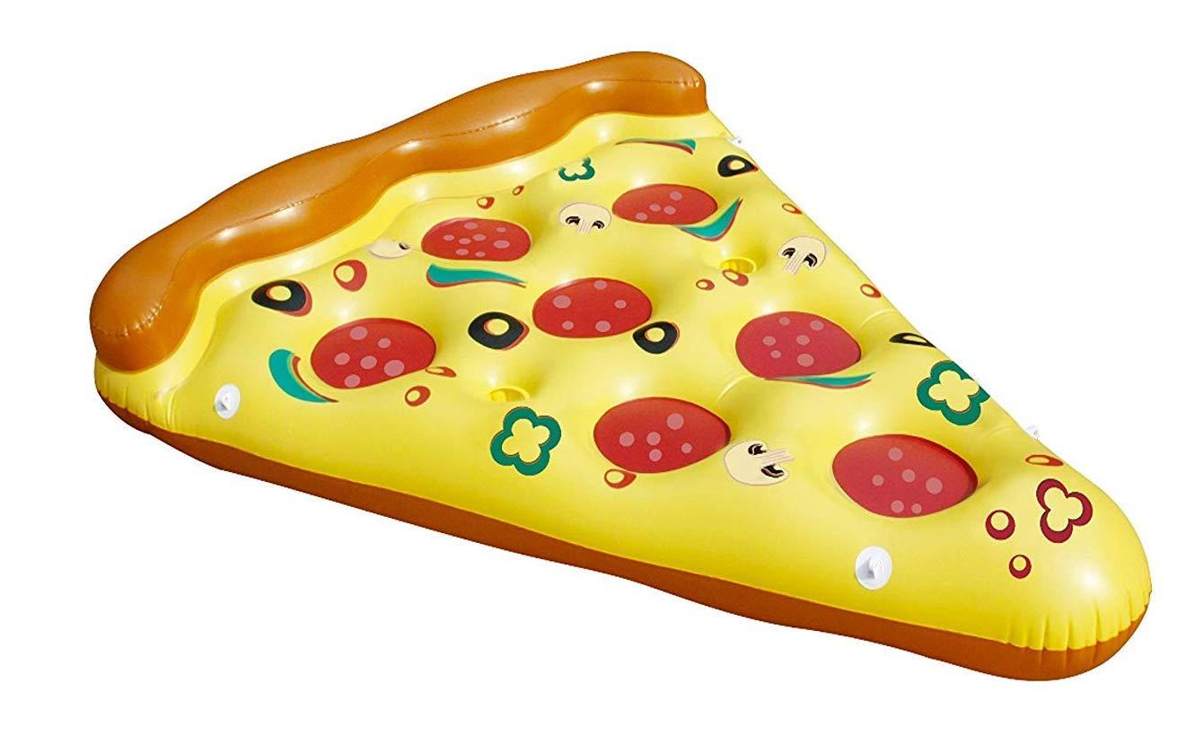 Zanteca Pizza - Piscina hinchable para exterior, juguete ...