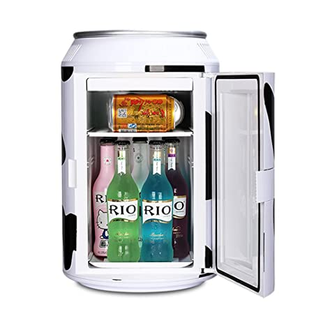 Good Docheer 11Liter 15 Cans Electric Mini Fridge Portable Thermoelectric Cooler  And Warmer Mini Refrigerator For Car