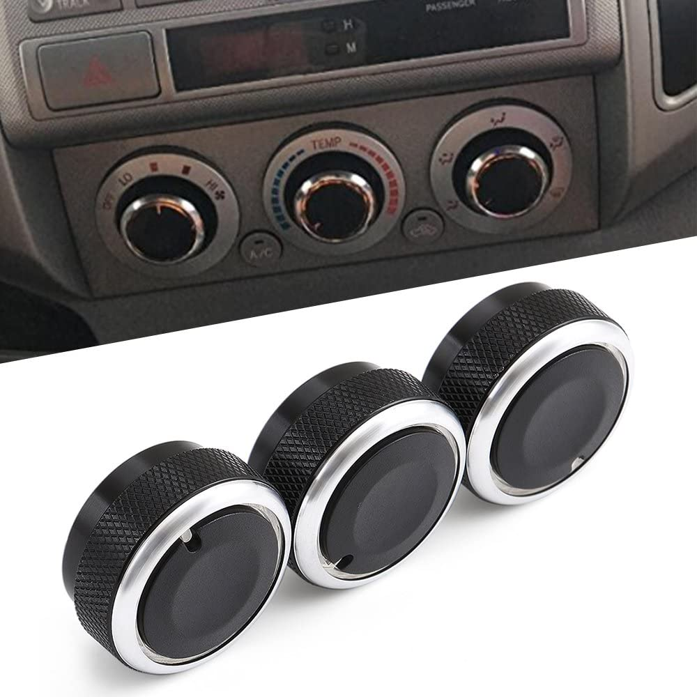 A/C Air Conditioning Control Switch Knob Button For Toyota Tacoma 2005-2015