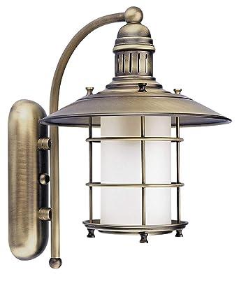 Intérieur Maison Lampe De Bronze Style 7991n Luminaire Lanterne Applique Murale Champagne kOXiuTZwlP