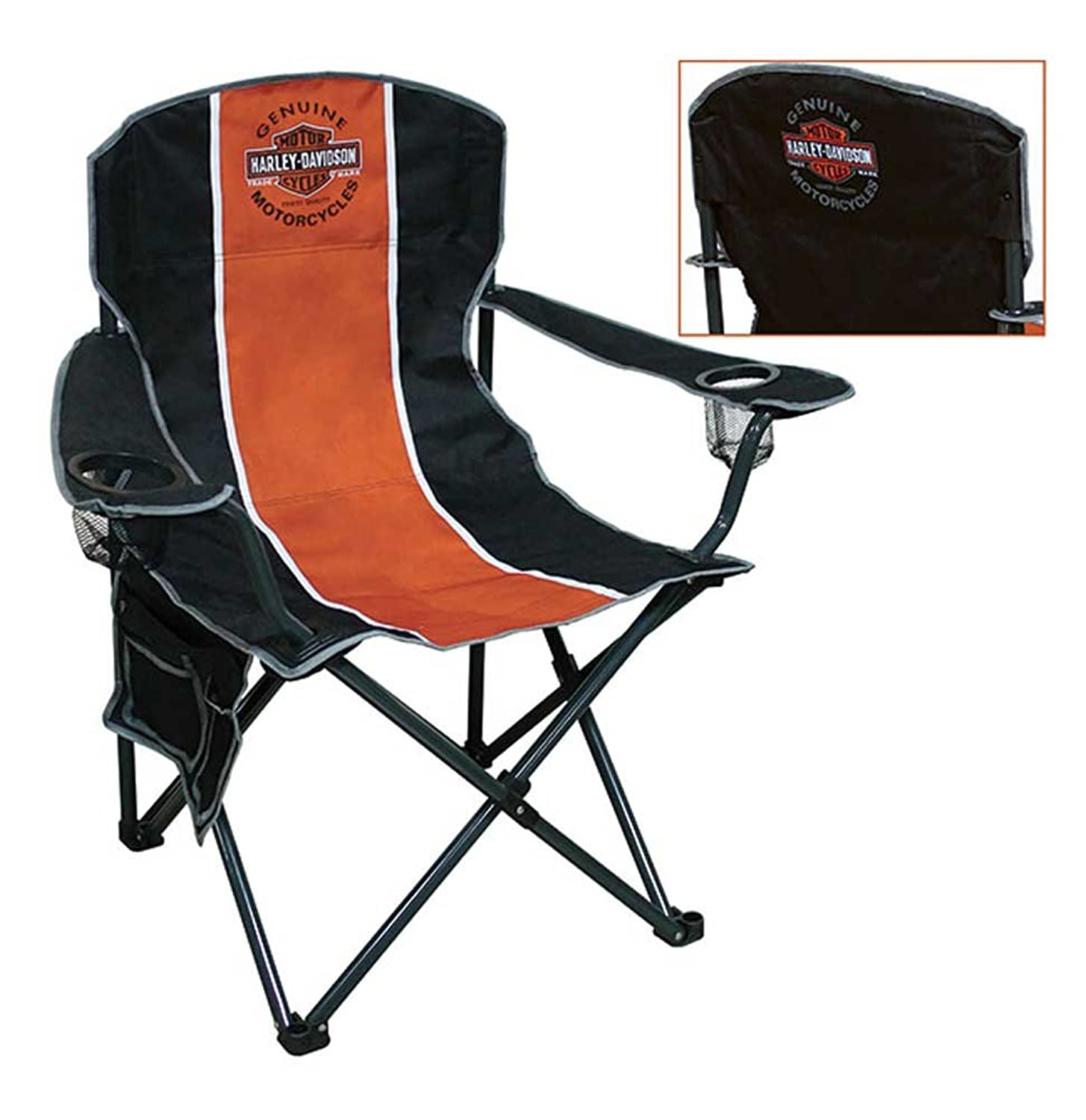 Amazon Harley Davidson Bar & Shield pact Chair X