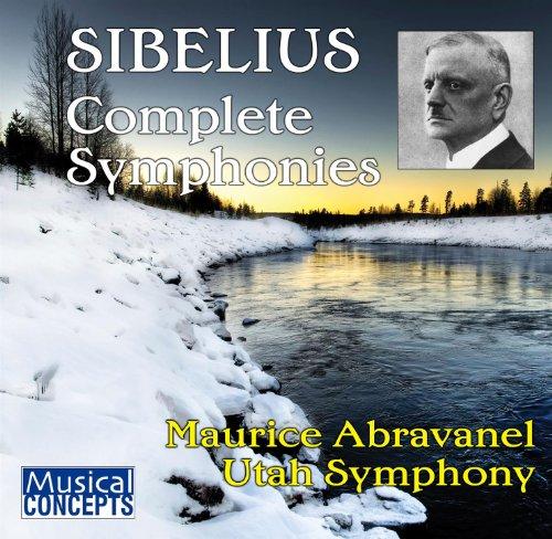 Sibelius: Symphonies Nos. 1-7 (Complete) - Nos Symphonies Sibelius