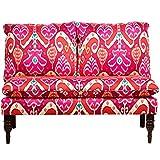Skyline Furniture Market Marvel Sunset Armless Love Seat - Transitional