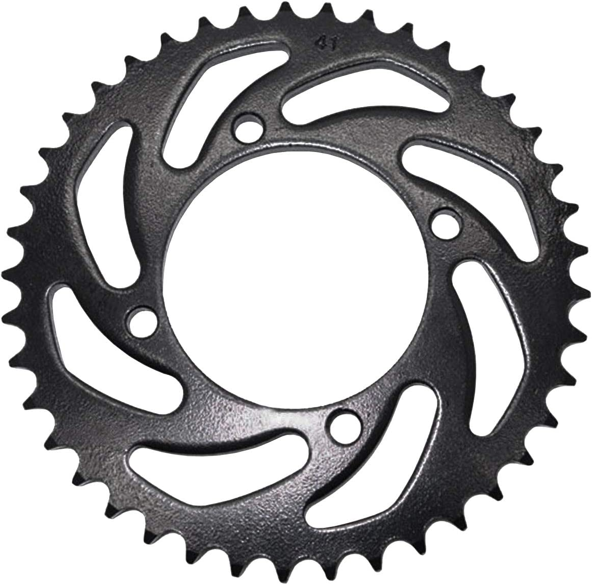 TDPRO 428 108 Link Drive Chain and 41 Teeth Sprocket Cog for Motorcycle ATV Pit Dirt Bike