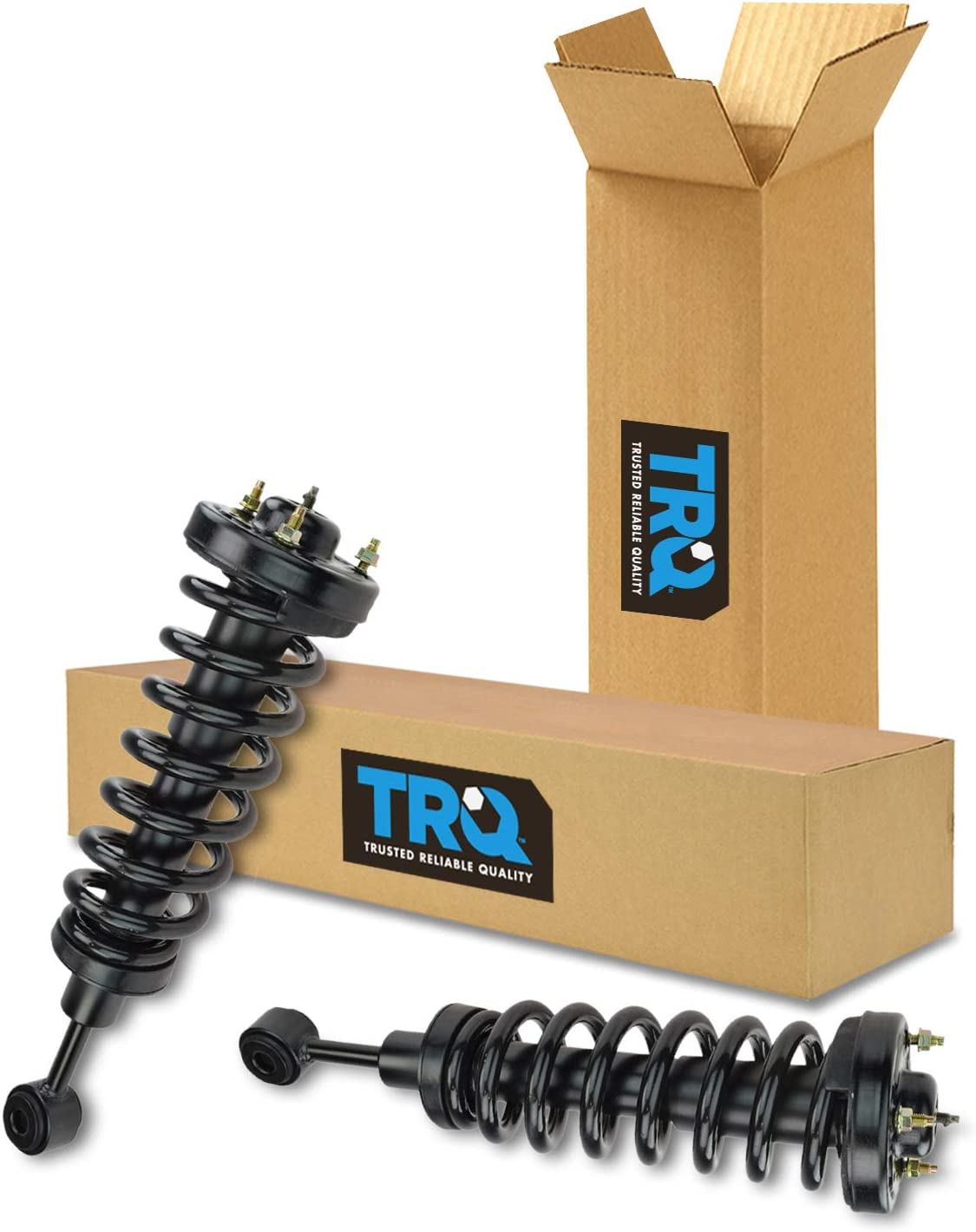04-08 Ford F-150 4WD Quick Complete Front Struts /& Coil Spring Assembly Pair