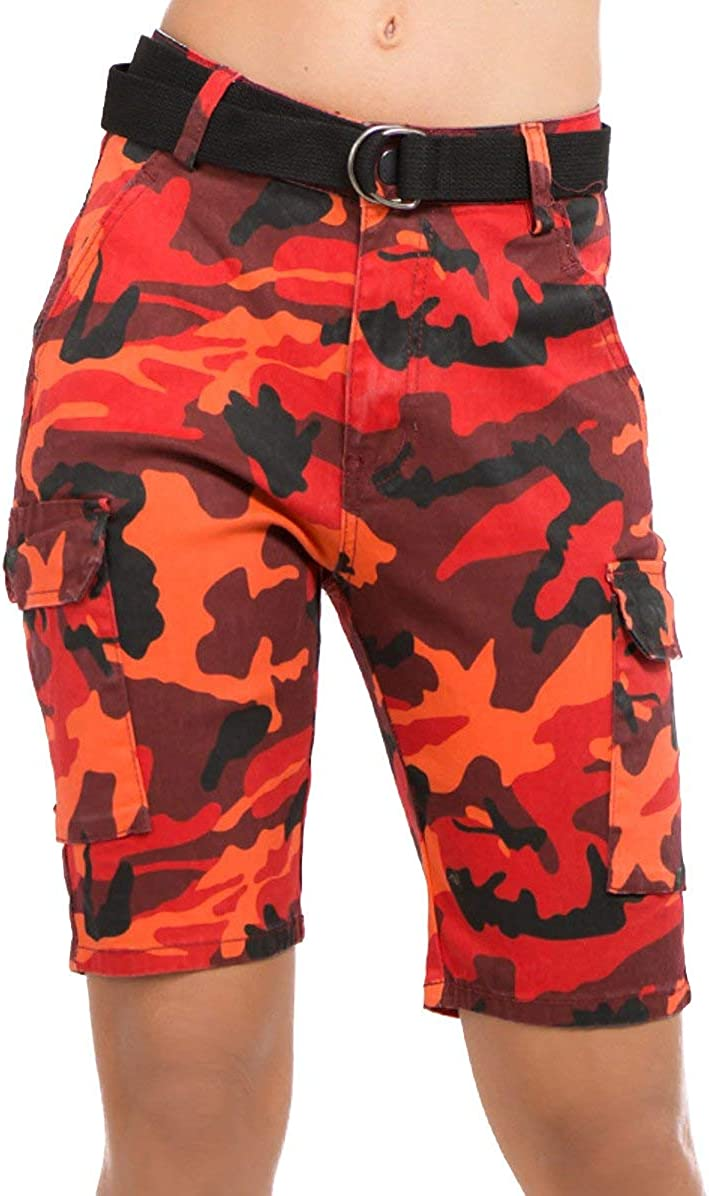 Jeans Plus Muffin Cover Bermuda Shorts D
