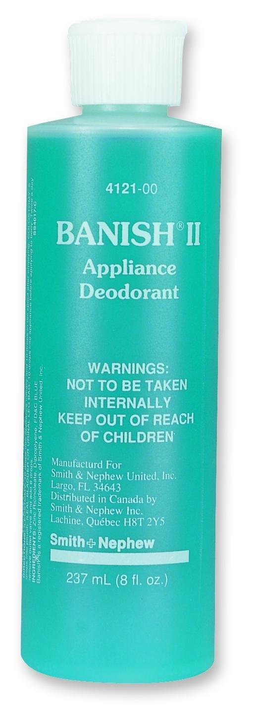 Banish Ii Liquid Deodorant 8 oz. Economy Bottle/Qty 6